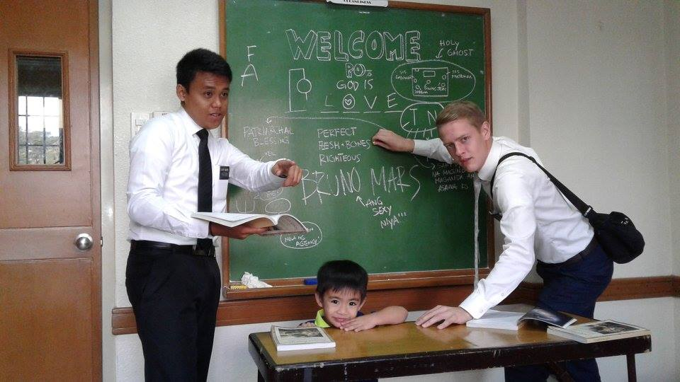 Teaching as a Missionary